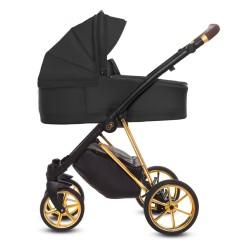 Wózek 3w1 Musse Ultra (czarny), Baby Active