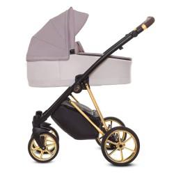 Wózek 3w1 Musse Ultra (beż), Baby Active