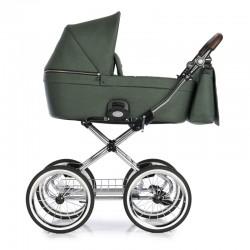 Wózek 2w1 Coss Classic Night-Green2 , Roan